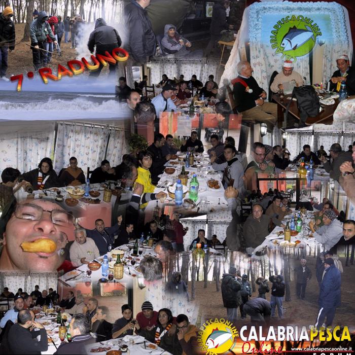 7° RADUNO CALABRIA PESCA ONLINE (REPORT)