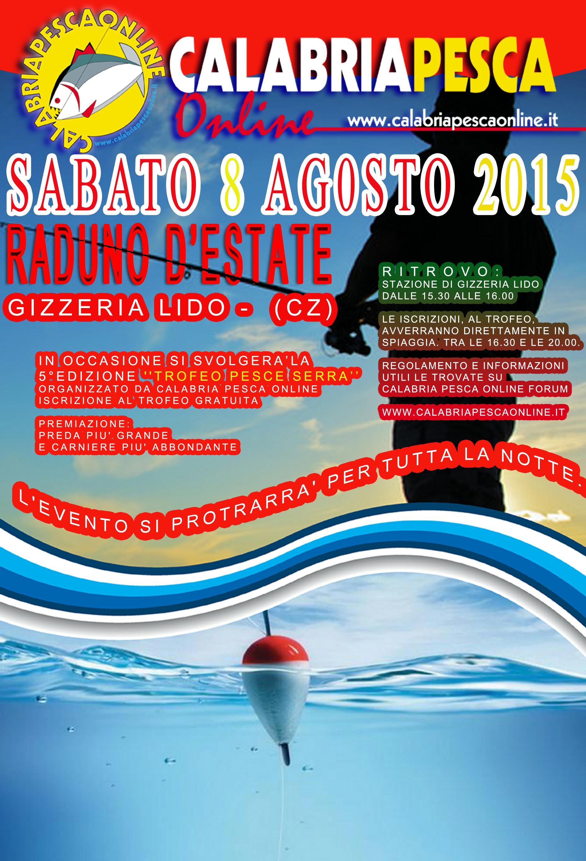 Raduno Calabria pesca 20015